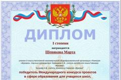 Шевякова_Марта-Interclover-2019